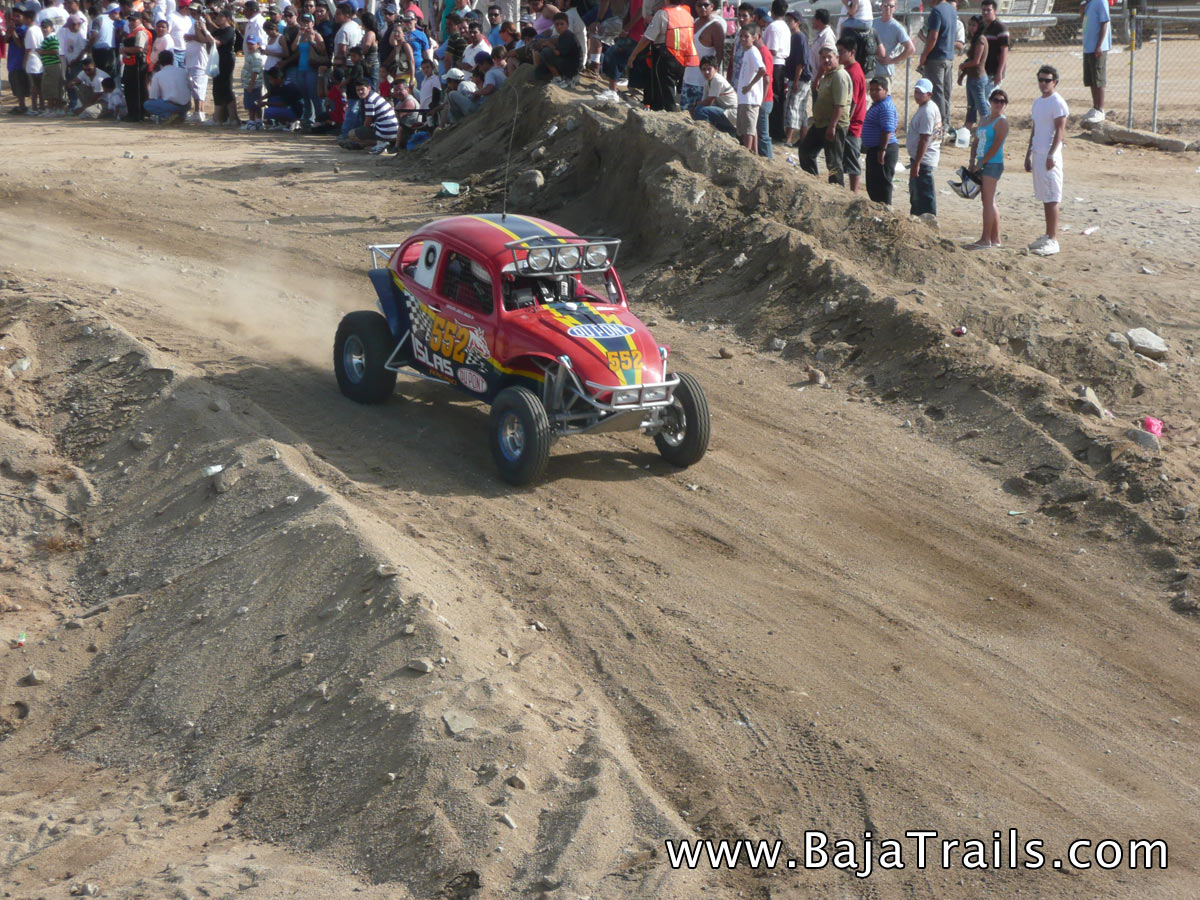 Unlimited Baja Bugs Cabo 250 race