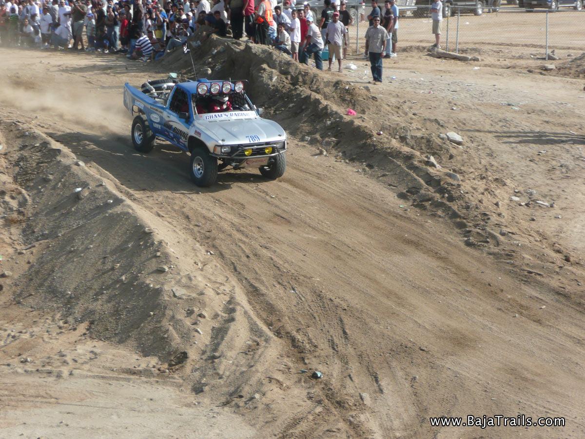 Baja Off road trucks